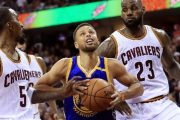 Warriors vencen a Cavaliers